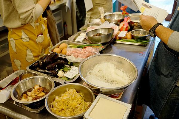 まるた食堂料理教室